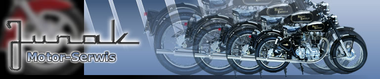 JUNAK-MOTOR SERWIS